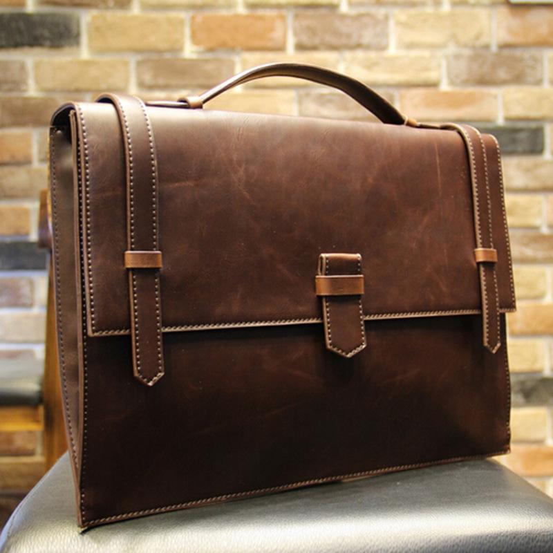 Кожаные мужские сумки - Gosso Design