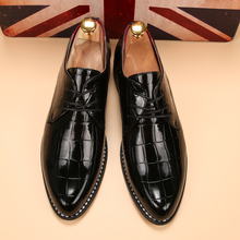 men shoes luxury brand patent leather glossy dress shoes unique bespoke shoes men ballerina flats footwear oxford shoes for men