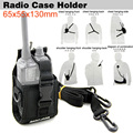 Universal Multi function Radio Case Holder Walkie Talkie Portable Protection Package for Baofeng Kenwood Yaesu Most