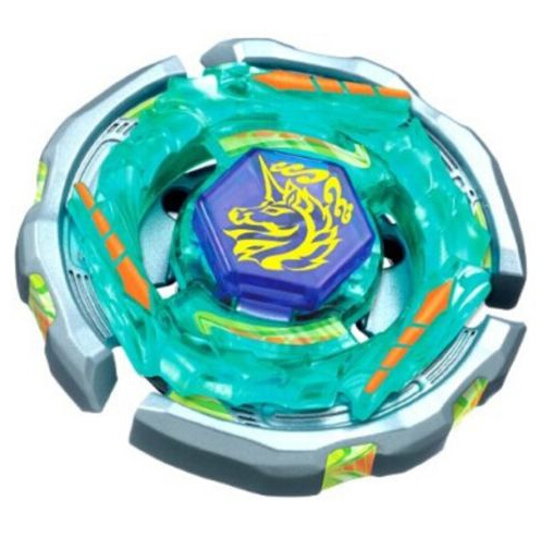 1PCS BEYBLADE METAL FUSION Beyblade Ray Unicorno (Striker) D125CS Metal Masters 4D BB71 Without Launcher(China (Mainland))