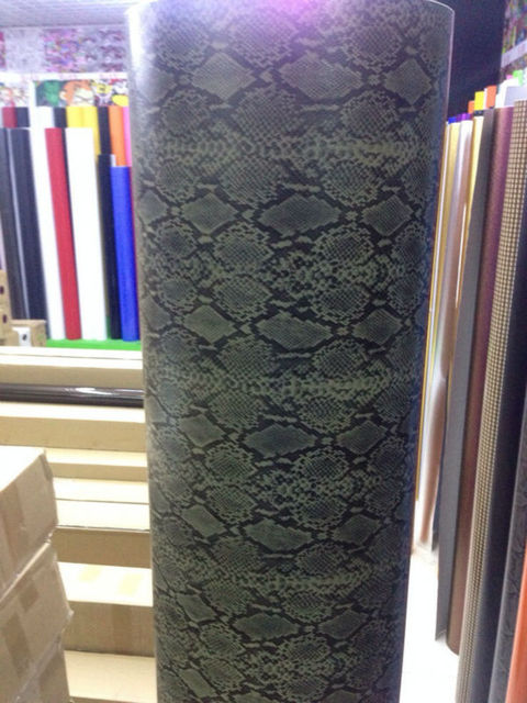1.52*60cm HIGH QUALITY air channel GERMANY material MIRROR FILM! CHROME car vinyl wrapping film/chrome film/python skin
