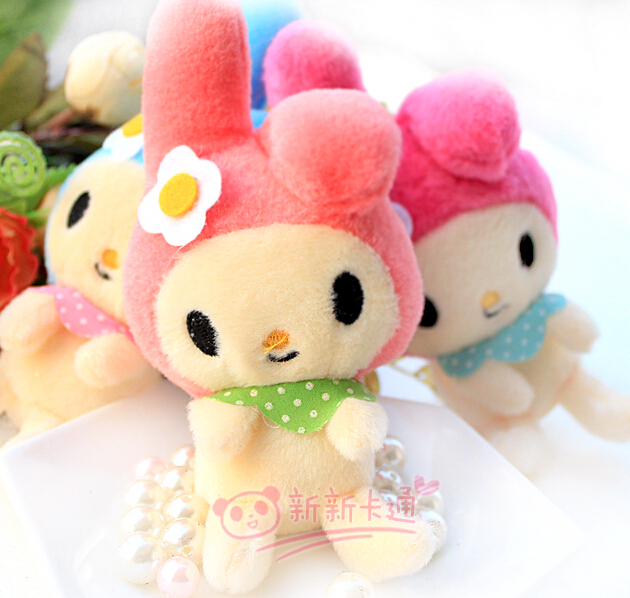 New rabbit doll cartoon bouquet creative gift plush toys baby accessories(China (Mainland))
