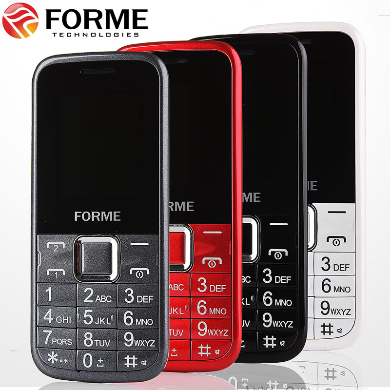 Big Sale!!! Free shipping FORME K08 dual sim bluetooth telefon torch cheap cellphone original cell phone unlocked mobile phone(China (Mainland))
