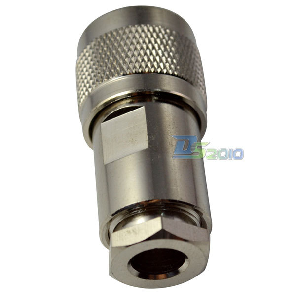 N female jack to SMA female jack with Nut Bulkhead RF Coaxial Connector Adapter New<br><br>Aliexpress