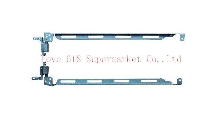 Free shipping original For HP Compaq NX7300 NX7400 LCD Hinge Set Lapto hinges(China (Mainland))