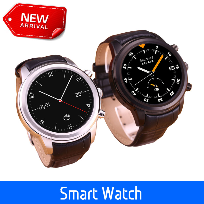 "Free DHL Shipping Smart Watch 3G X5 K18 Android WCDMA WiFi Bluetooth SmartWatch GPS 1.4"" AMOLED Display similar Huawei Watch(China (Mainland))"