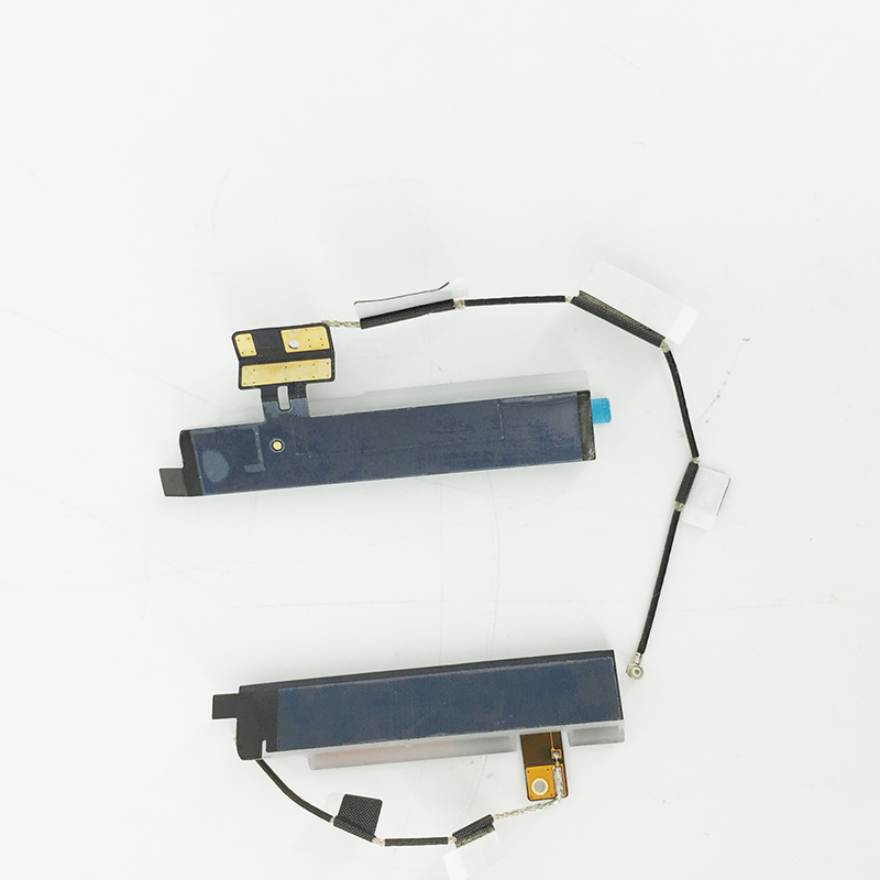 Tested Quality Free ship Tablet Touch Panel Flex Cable Left Right Bluetooth 3G Signal Antenna Flex Cable for iPad 2(China (Mainland))