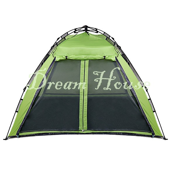 New Portable Tent Outdoor Camping Family Canopy Professional 3-4 People All Seasons Tent 29(China (Mainland))