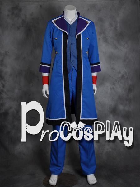 K Project Saruhiko Fushimi Cosplay Costume