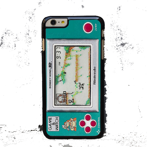 2015 Unique Game and Watch Hard Skin plastic cell phone Case cover for Apple iphone 4 4s 5 5s 5c 6 plus(China (Mainland))