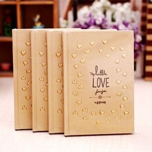 Buy NEW UPDATED Creative Love PDA Notebook travelers a5 planner sketchbook diary agenda filofax school stationery notebooks caderno for $12.00 in AliExpress store