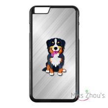 For iphone 4/4s 5/5s 5c SE 6/6s plus ipod touch 4/5/6 back skins mobile cellphone cases cover Bernese Full Body