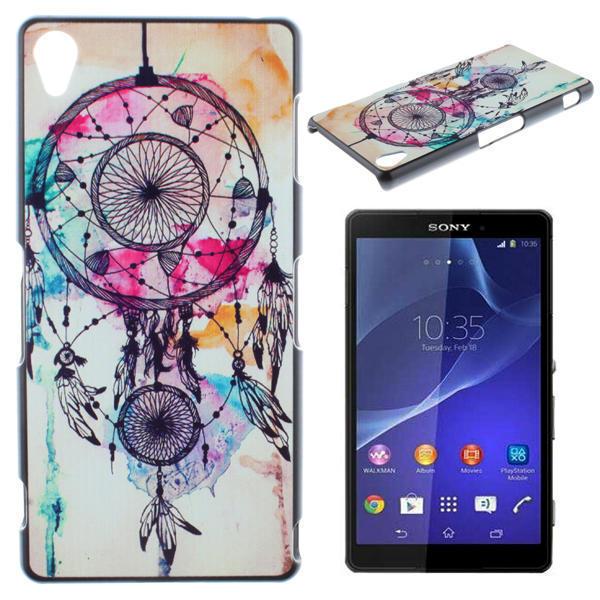 Luxury Plastic Hard Case Cover Sony Xperia Z1 L39H C6902 C6903 C6906 C6943 Honami 3D Cartoon Protective Bags Back - shenzhen yida Technology Co.,LTD. store