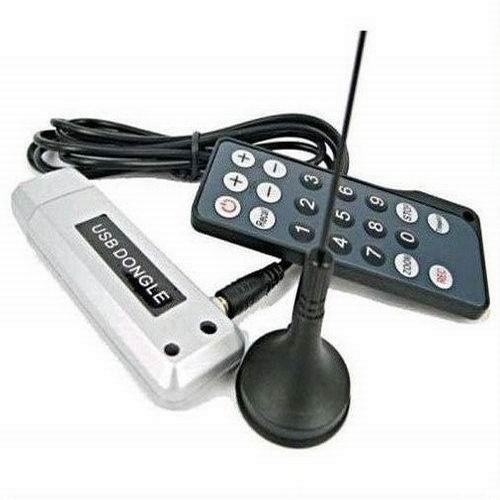 Digital TV Stick, USB DVB-T 2.0 Stick Digital HDTV TV Digital TV Tuner For PC Laptop(China (Mainland))