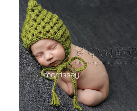 2015 Cotton Fotografia Baby Products Fashion Boy Handmade Knit Garments Cap Hat Photography Props Newborn Crochet Outfits(China (Mainland))