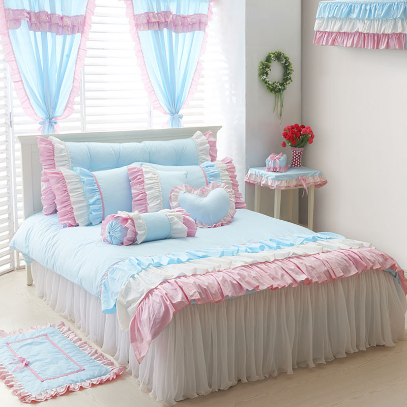 2014 new arrival princess style bedding set lovely