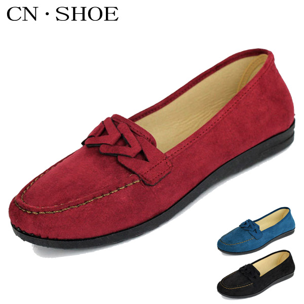 2016 Newest Women Flats Shoes Fashion Casual Soft Pregnant Mother Loafers Spring Autumn Moccasins Slip-On Female Driving Shoe