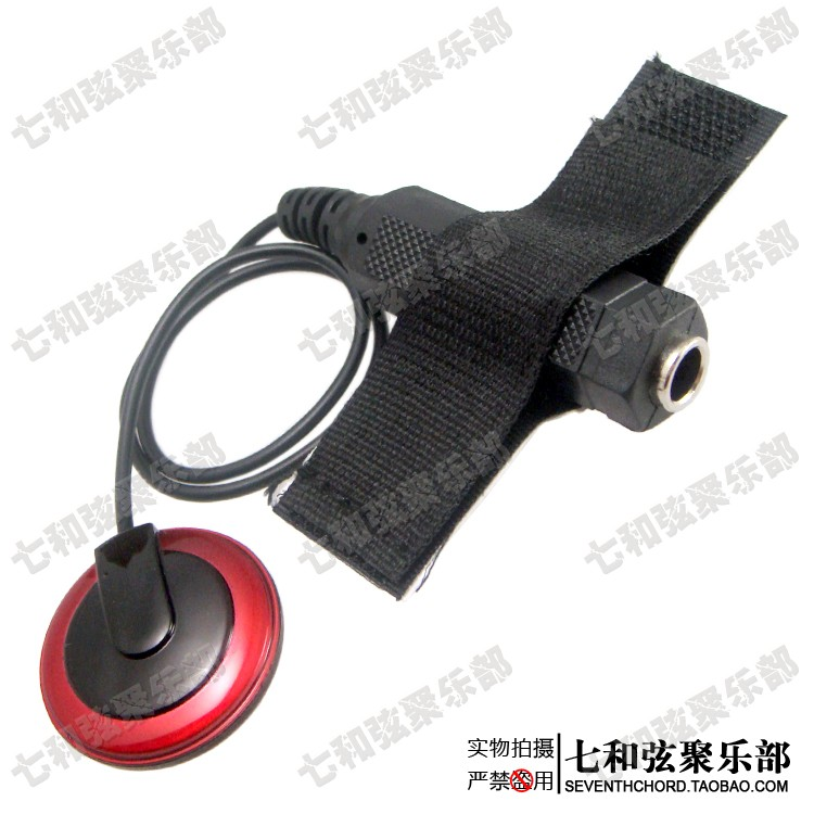 Acoustic Pickup Clip Contact Microphone Contact Microphone Pickup