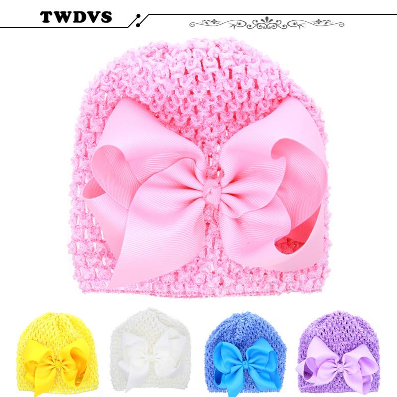TWDVS Baby Toddler Infant Flower Headband Children Hair bands Turban Knot Rabbit Hair Bow Kids Headwear Girl Hair Accessories(China (Mainland))
