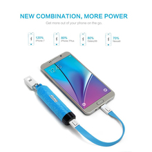 mobile Phone external Battery electric power bank 3400mah powerbank portable charger USB Charging Cable - DOFLY Store store