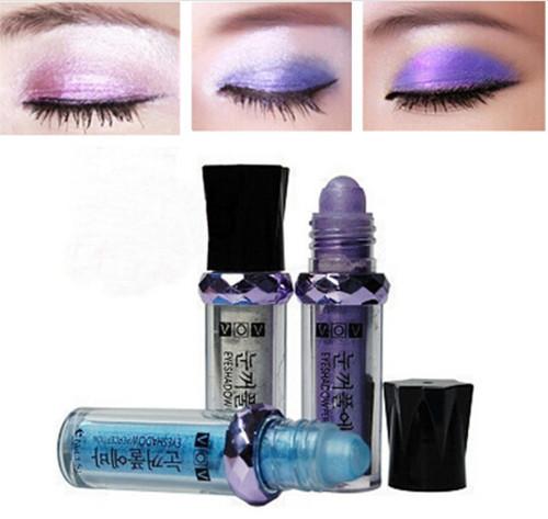 11 Color Professional Makeup Eye Shadow Natural Luminous Warm Color Make Up Glitter eyeshadow High Quality(China (Mainland))
