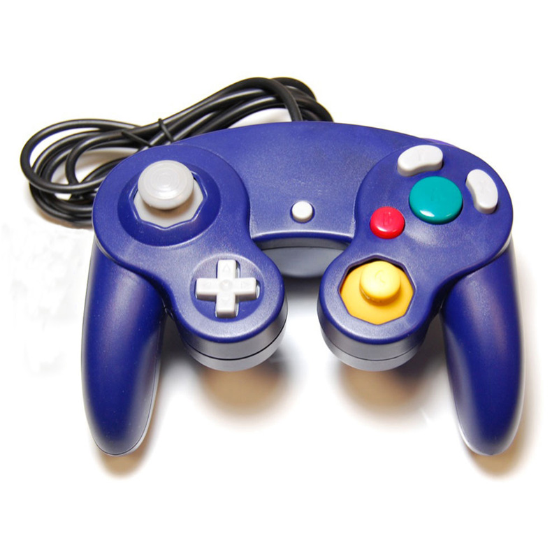 GC or USB Interface Wired Controller For Nintendo Gamecube For Wii Console Handheld For NGC Gamepad For PC for MAC Computer Pad(China (Mainland))