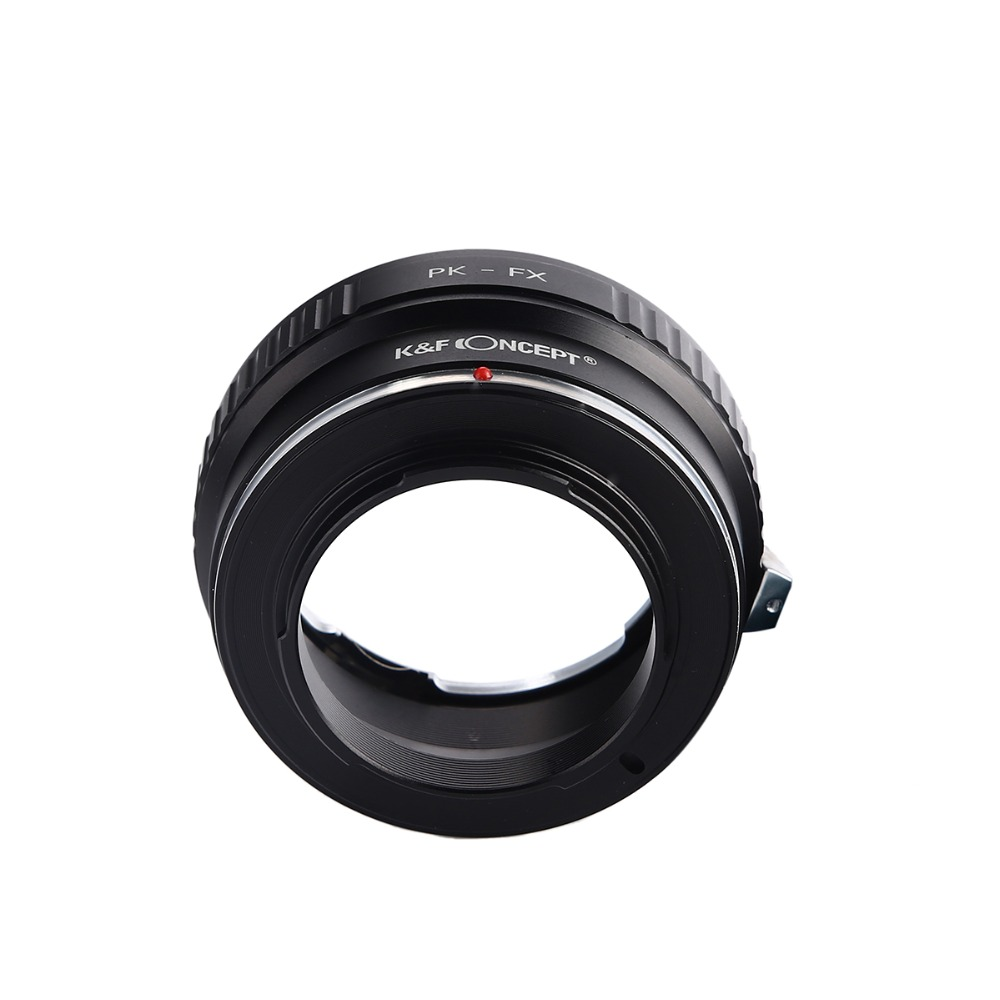 NEW For Pentax PK Lens For Fujifilm X Mount Fuji X Pro1 Camera Adapter Ring PK