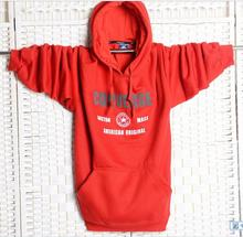 2014 Seconds Kill Autumn Winter Thickening Who Sets Garment Unlined Upper Men Hooded Jacket Fertilizer Plus