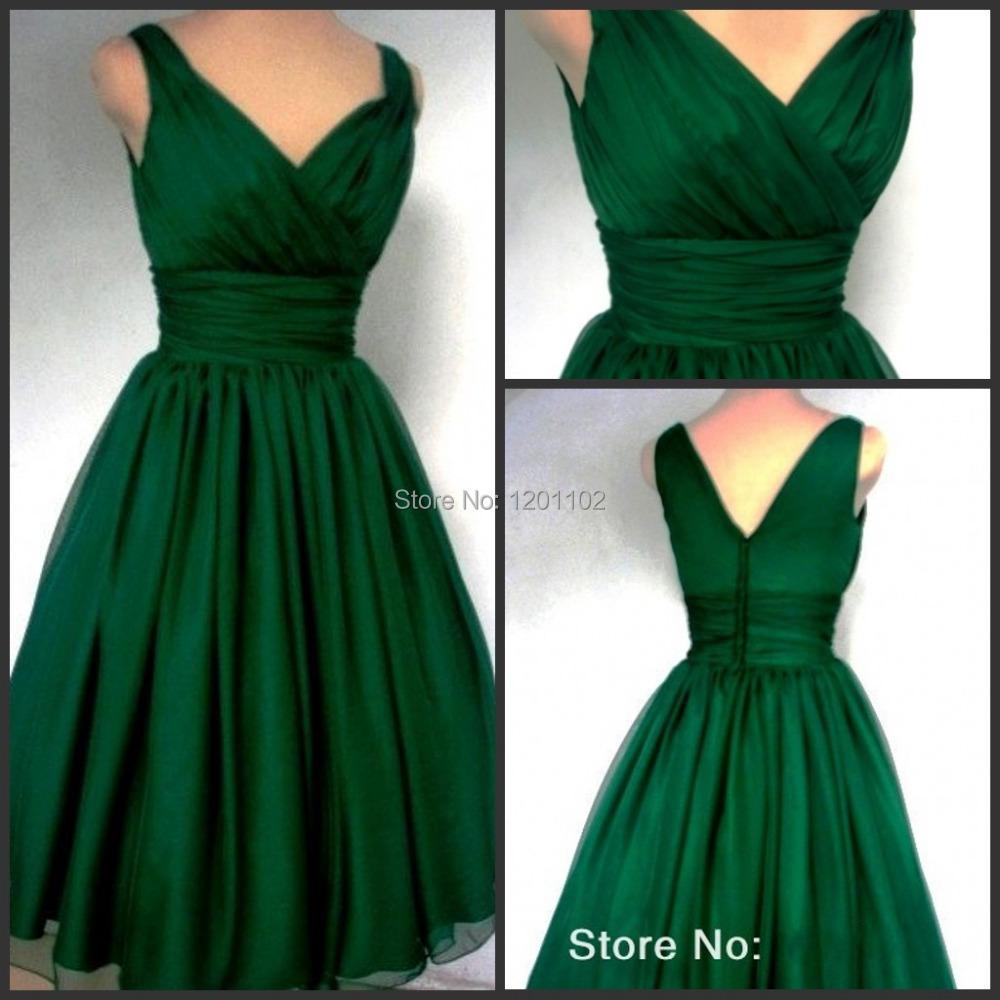 Summer Emerald Green Cocktail Dresses | Dress images