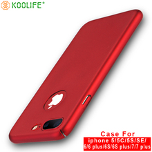 Buy iphone 5/6/7/6plus/6Splus/7/7plus/se case cover thin hard pc Case iPhone 7/6/6s/5/7plus/6plus/6s plus case koolife JZ for $3.59 in AliExpress store