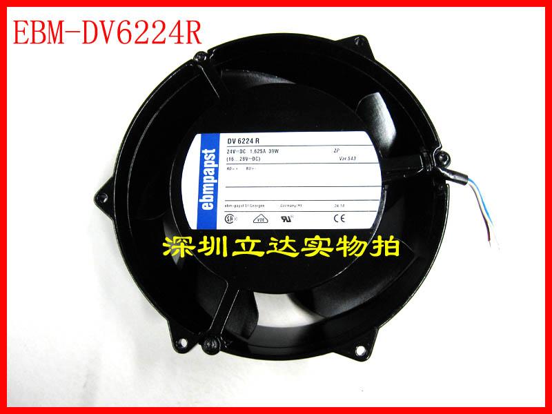 Фотография Free Shipping! Ebm papst dv 6224r 15cm 24 frequency converter industrial fan cooling fan