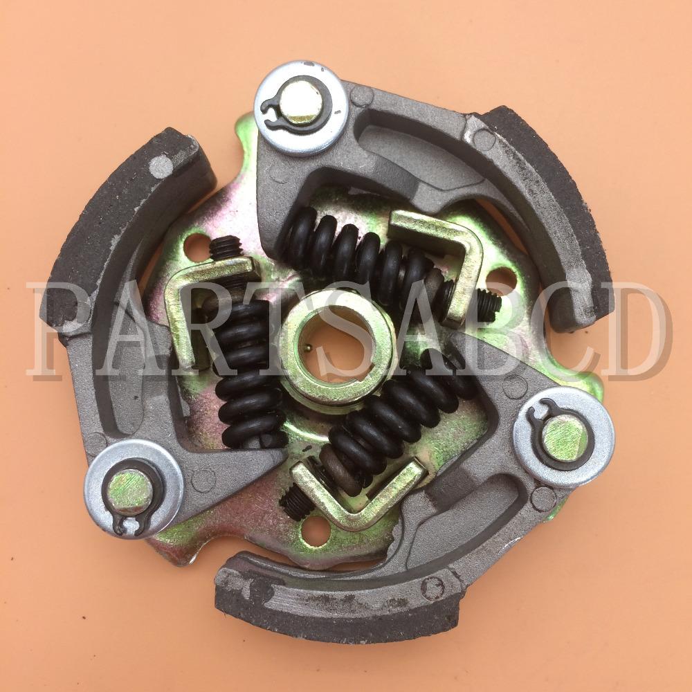 39cc 40cc Water Cooled Clutch For CAG MTA4 MT-A4 C1 Mini Motor Pocket Pit Bike Atv Quad(China (Mainland))