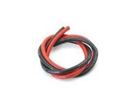 1 метр метр красный + 1 черный 8# 8 awg специальные мягкие высокой температуры силиконовые провода провод питания