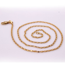 gold plated chain for men necklace wholesale 2016 costume accessories fashion jewelry vintage gift women silver