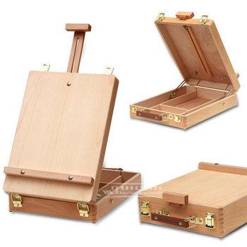 Многофункциональный кейс для художественных принадлежностей художников, станковой живописи, для инструментов, коробка для ноутбука