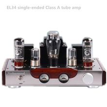 Nobsound Music - EL34 Tube Bluetooth Preamplifier 5Z3P single-ended Class A tube amp vacuum hifi home audio speaker amplifier(China (Mainland))