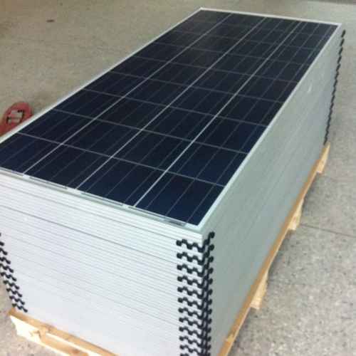 Solar power generation system using a power plate 18V100W polycrystalline Panel battery 80AH 10A controller(China (Mainland))