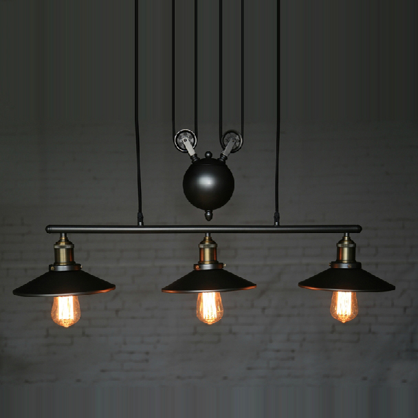 Popular Pulley Pendant Light Buy Cheap Pulley Pendant