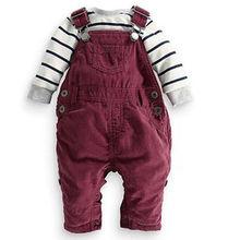 Free shipping new denim baby 2015, long sleeve baby girl boy clothes,baby Newborn 2015 clothing(China (Mainland))