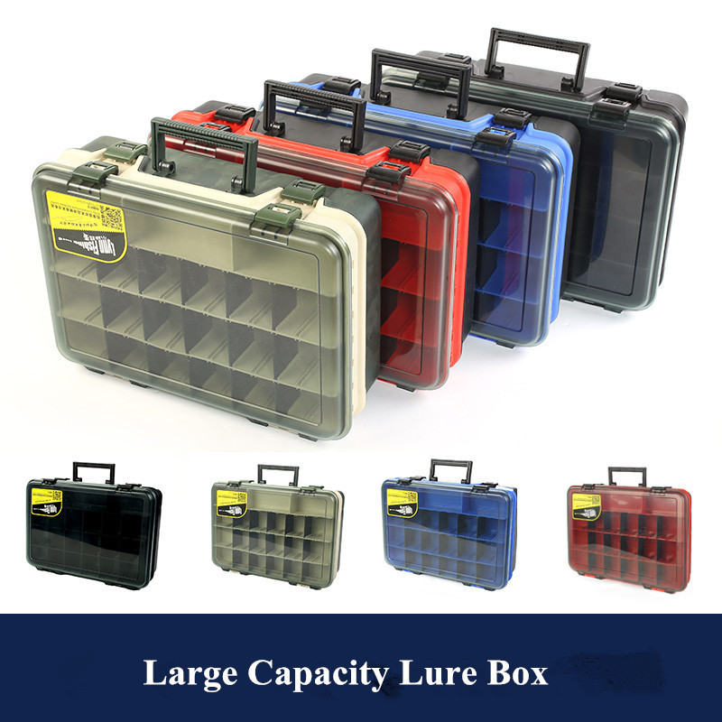 High Quality Multi-Purpose Tool Box Lure Bait Case Fishing Accessories Tackle Storage Box Container(China (Mainland))