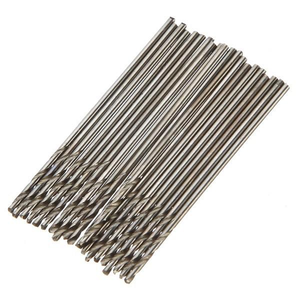 2 sets/Lot  _ 20 Piece/set HSS Mini Twist Drill Bits Set Straight Shank Drill Tools