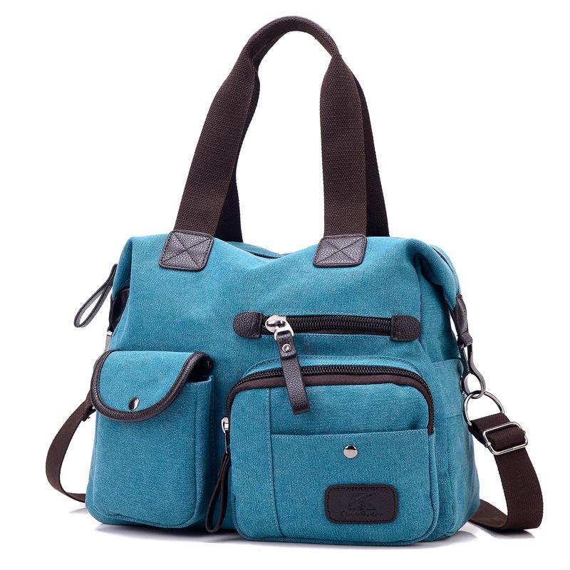 The new canvas bag bag Shoulder Messenger sports cloth leisure travel bags<br><br>Aliexpress