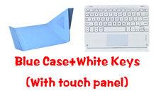 """9.7 """"Yerel Dil kablosuz bluetooth Klavye Kılıf KÜP i6 Tablet PC, koruyucu Kılıf KÜP i6 Hava 3G Tablet Ve 4 Hediyeler(China)"""
