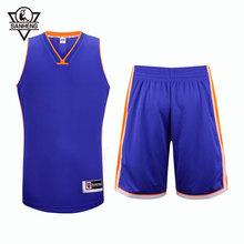 2016 Big Size XS-4XL Brand SANHENG High Quality Basketball Jersey Set 305AB(China (Mainland))