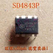 DIP8 SD4843P 67 k65 small switch power chip - jianpeng Electronic store