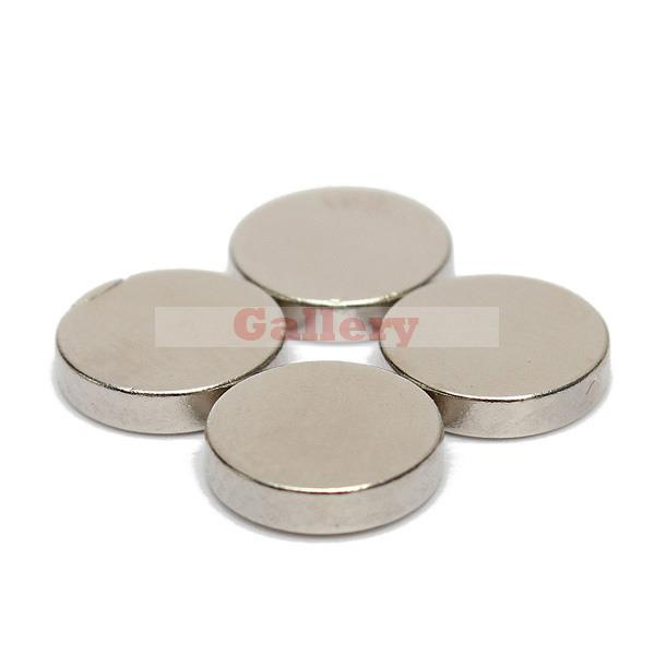 Гаджет  2015 Real Limited Iman 100 Pcs/lot _ N42 Rare Earth Neodymium Magnets 8 X 2mm Round Disc  None Строительство и Недвижимость
