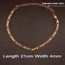 Anniyo 長さ 21 センチメートル + 10 センチメートルゴールドカラー女(China)