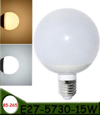 Гаджет  1pcs SMD5730 LED Lamp 15W Led Bulb Light E27 85-265V LED Spot Bulb Lighting Energy Saving Light ZM00879 None Свет и освещение