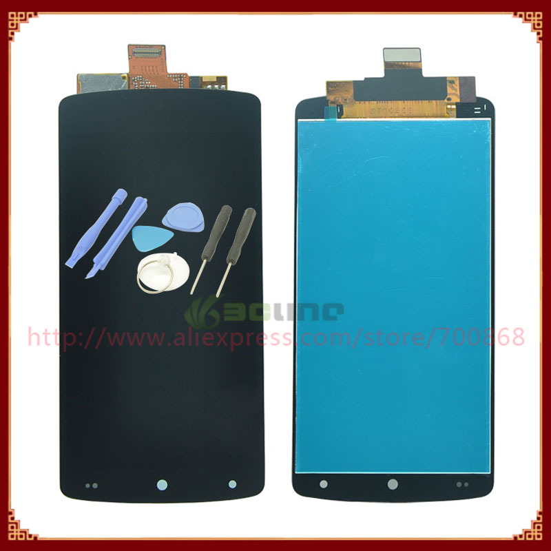 100% Guarantee For LG Google Nexus 5 D820 D821 LCD Display With Touch Screen Digitizer Assembly CNN/US Stock Free Shipping