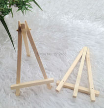 Mini Display Miniature Easel Wedding Table Number Place Name Card Stand 16*9cm - sweet wedding time store